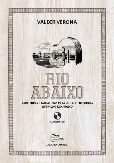 Livro - Valdir Verona - Partituras E Tablaturas Para Viola