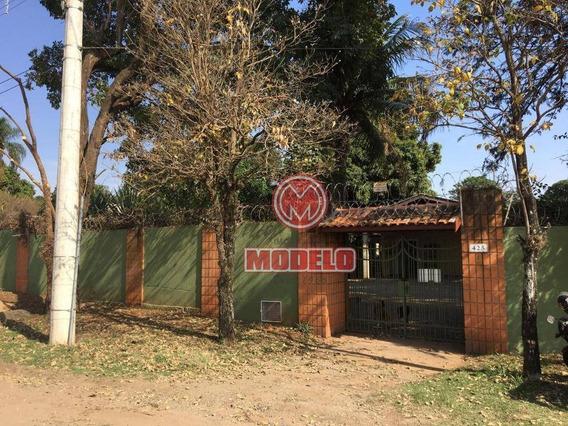 Chácara Com 8 Dormitórios Para Alugar, 500 M² Por R$ 12.000/mês - Dois Córregos - Piracicaba/sp - Ch0174