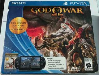 Ps Vita Slim Versión God Of War