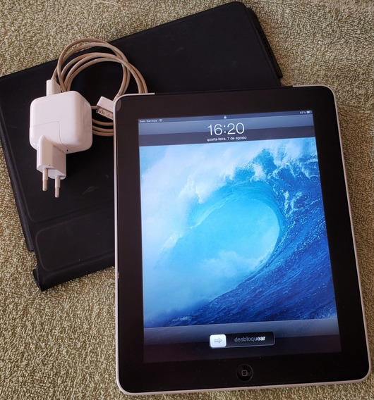 Apple iPad 32gb 3g Wi Fi Prato A1337