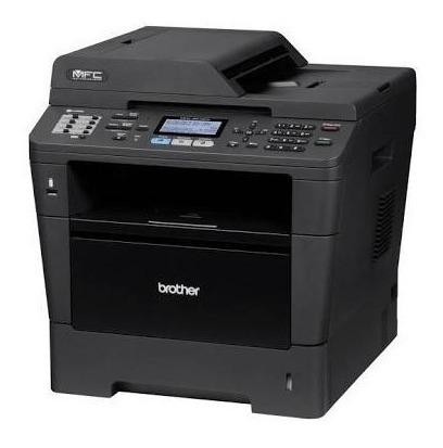 Impressora Multifuncional Brother Mfc-8512dn Estado De Nova