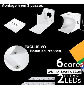 Caixa Foto Original Poluz - 24cmx23cmx22cm 6 Cores