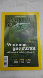 Revista National Geographic- Febrero 2013 Venenos Que Curan