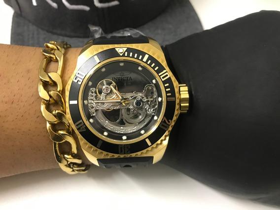 Relógio Invicta Russian Diver 25625 Original U S A Automatic