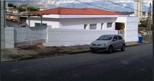 Imagem 1 de 2 de Casa À Venda, 3 Quartos, 1 Suíte, 3 Vagas, Vila Trujillo - Sorocaba/sp - 4669