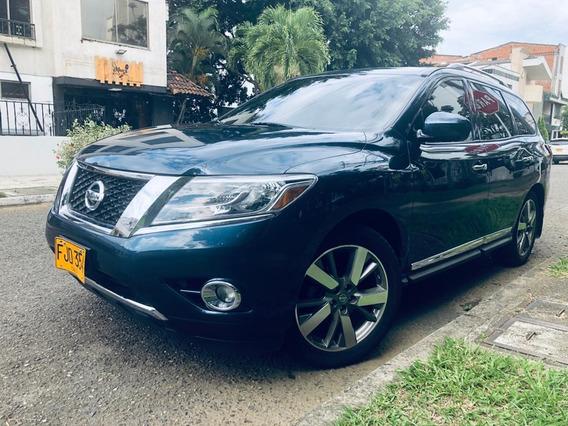 Nissan Pathfinder Platinum