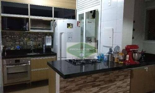 Apartamento À Venda, 73 M² Por R$ 690.000,00 - Alto Da Boa Vista - São Paulo/sp - Ap1834