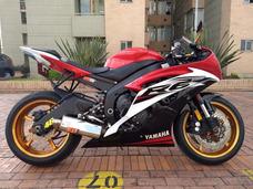 Yamaha R6 Yzf - R6 2014 Negociable