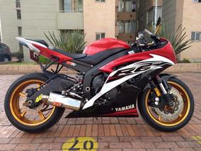 Yamaha R6 Yzf - R6 2014 Roja 15.000 Kms