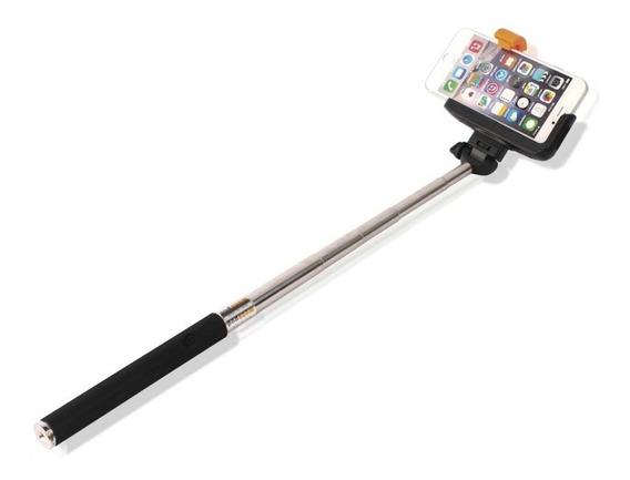 Pau De Selfie Com Bluetooth - Selfie Stick Multilaser Ac271