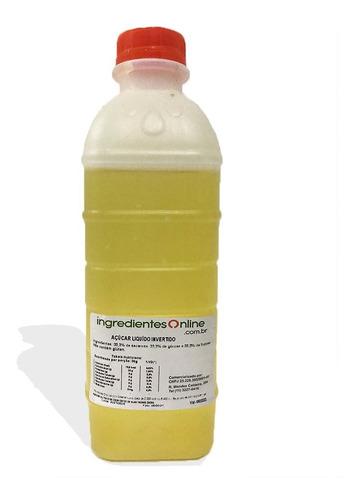 Comprar Açúcar Líquido Invertido - 1kg - Ingredientes Online