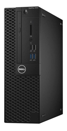 Cpu Dell Optiplex 3050 I3 1 Hd 500gb 8gb Ram Perfeita!