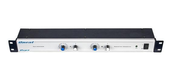 Crossover Oneal Processador De Audio Osp 2