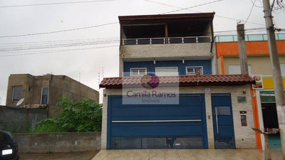 Sobrado Residencial À Venda, Jardim Quaresmeira Ii, Suzano. - So0070