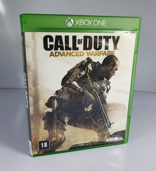 Call Of Duty Advanced Warfare Xbox One Original Impecavel