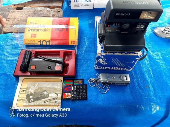 3 Otima Cameras Fotograficas Pelo Valor De Uma Polaroid 636