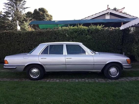 Mercedes Benz De Colección Año 1979 Impecable