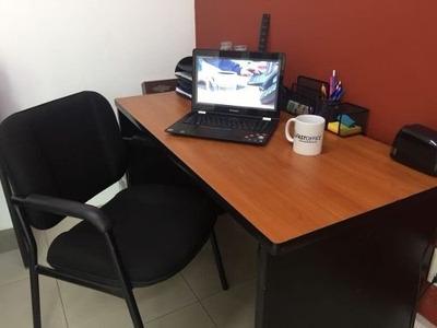 Oficina Para 3 Personas En Chapalita Sobre Av. Las Rosas