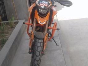 Tekken 250cc - Moto 250 - Seminueva