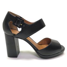 cd7dd8e0b Coleção Nova Dunes Sandália Meia Pata Couro Legitimo 38 - Sapatos no ...