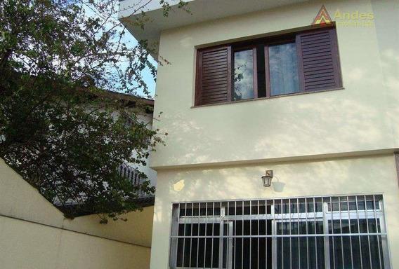 Sobrado À Venda, 231 M² Por R$ 920.000,00 - Parada Inglesa - São Paulo/sp - So1879