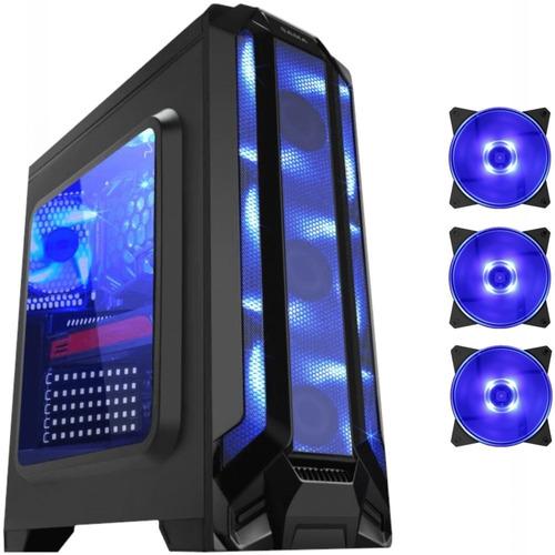 Pc Gamer Completo Intel 8gb Hd 500gb Wi-fi Com Garantia