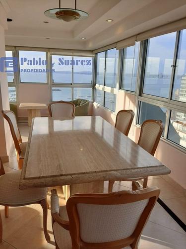 Apartamento Alquiler  3 Dormitorios Jacuzzi Punta Del Este
