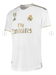 Camiseta Del Real Madrid 2019 - 2020