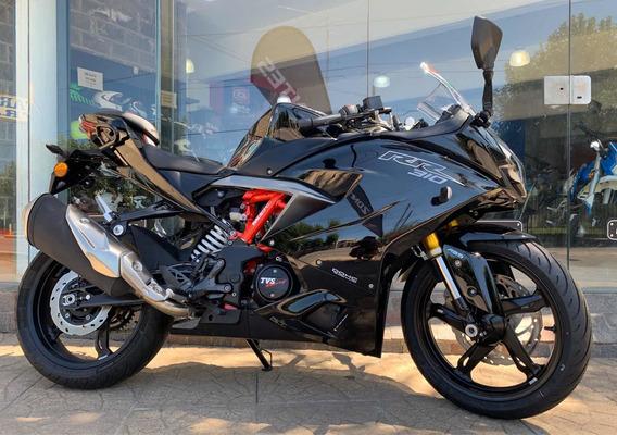 Rr 310 Deportiva-tvs-motos Gral.rodriguez-nueva Slipper Cl
