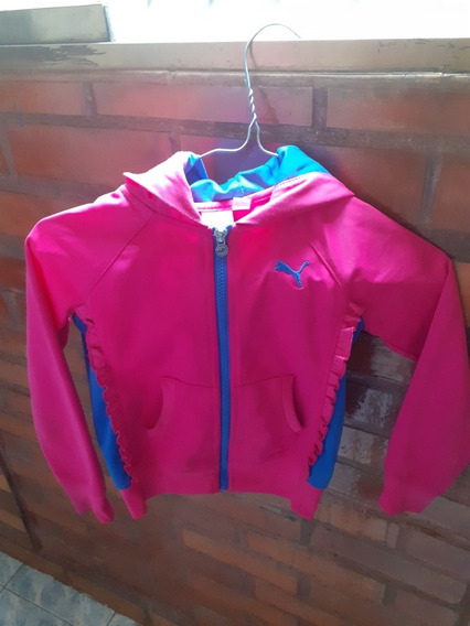 Chaqueta Nike De Niña Usada Original