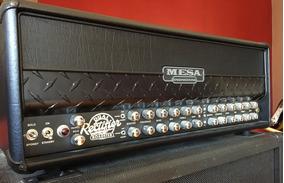 Mesa Boogie Dual Rectifier Roadster Head 100w C/ Hard Case