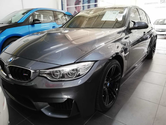 Bmw Serie M 3.0 M3 Sedán At 2017