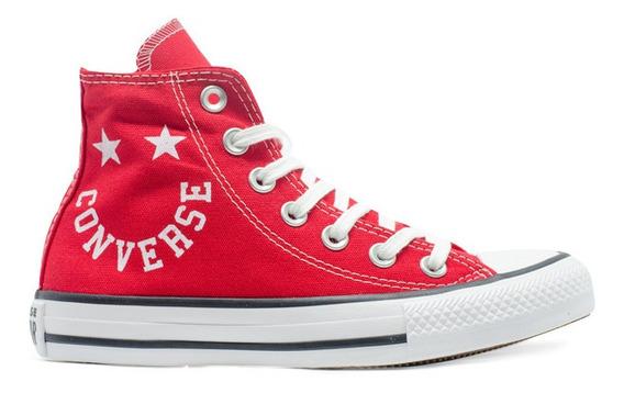 Tênis Converse Chuck Taylor All Star Hi Smile Original