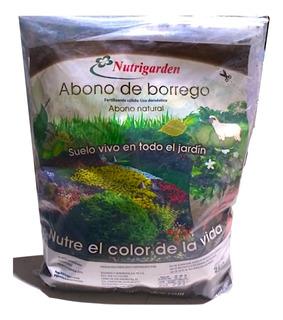 Fertilizante Natural Abono Orgánico Abono De Borrego 2kg
