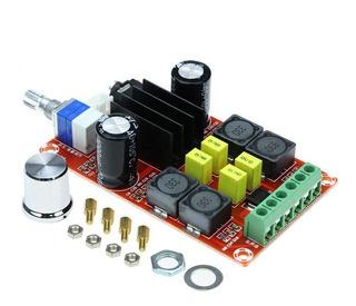 Modulo Amplificador De Audio Estereo 2 X 50w Clase D Tpa3116d2