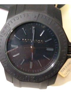 Reloj Converse Vr-016 Anal. Negro Sumergible Orig. Nuevo