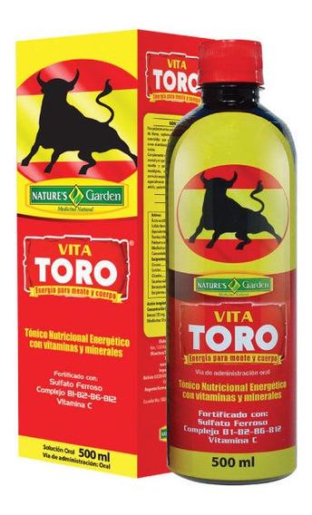 Vita Toro Rojo