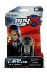 Mic Receptor Espia Escucha Conversaciones Spy 0048 Fibro