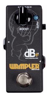 Pedal Efecto Wampler Db+ Regulador Intensidad - Oddity