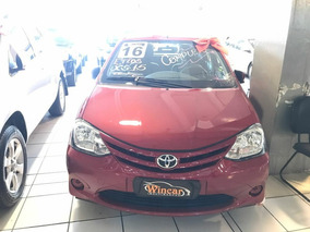 Toyota Etios 1.5 Hb Xs 16v Flex 4p Manual 2016