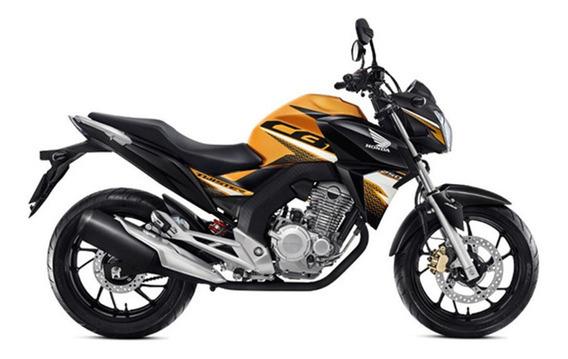 Moto Honda Cb 250 Twister New 0km 2020 Negra