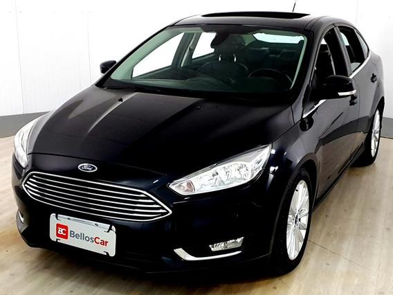 Ford Focus 2.0 Titanium Fastback 16v Flex 4p Powershift...