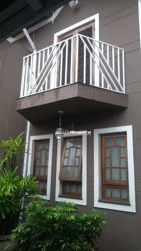 Sobrado Com 3 Dormitórios À Venda, 274 M² Por R$ 890.000,00 - Jardim Bom Clima - Guarulhos/sp - So0556