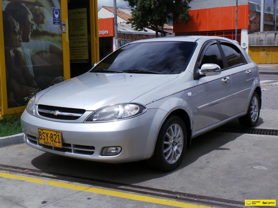 Chevrolet Optra Lt Hb