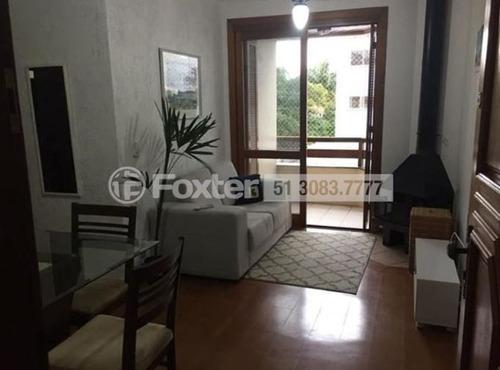 Imagem 1 de 11 de Apartamento, 2 Dormitórios, 61.415 M², Cristal - 183898