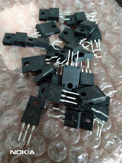 Transistor Igbt 30f126 Original 6 Peças