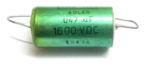 Capacitor A Oleo 0,047uf X 1600 V 10% Cherry