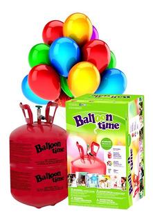 Helio Gas Cilindro Balloon Inflador Globo Fiestaclub
