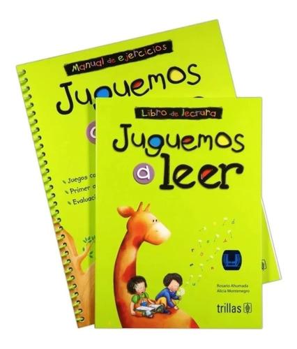 Imagen 1 de 5 de Juguemos A Leer / Manual De Ejercicios + Libro De Lectura