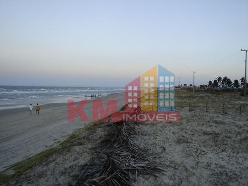 Vende-se Terreno À Beira Mar Em Gado Bravo - Te0015
